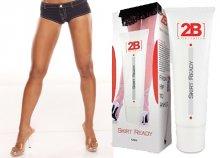 Forradalmian új 2B krém a tökéletesen sima és fiatalos lábakért