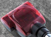 Porszívófejre rakható Cleanmaxx turbó kefe