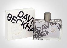 Hengereld le a női nemet, ezzel a David Beckham Homme (50 ml), férfi edt különlegességgel