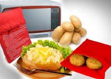 Potato Express - 4 perc alatt egészséges és tökéletes sült burgonya!