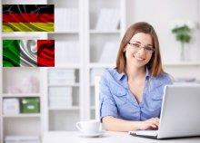 Profi német vagy olasz e-learning csomag