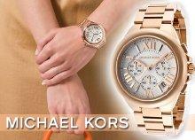Elegancia és prémium minőség - Michael Kors Camille exkluzív karóra stílusos hölgyeknek