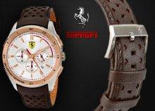Ferrari Gran Prémio férfi karóra 2 színben