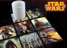 3D-s, Star Wars 7-es poháralátét szett