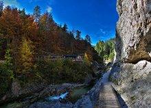 Utazás Ausztria álomszép szurdokvölgyéhez