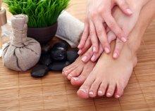Paraffinos kéz- és lábápolás
