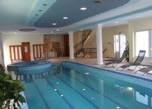 Wellness a hévízi Kék Villa Apartmanházban