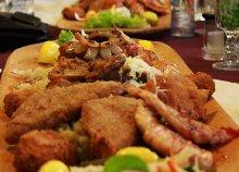Vacsora est és élmények Dobogókőn