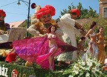 Látogatás a Debreceni Virágkarneválra