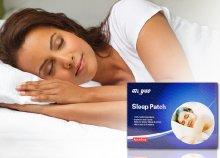 Alvást segítő tapasz 4 db