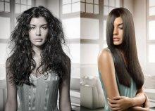 Keratinos hajszerkezet-újjáépítés