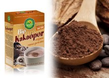 Biopont kiváló minőségű, bio kakaópor