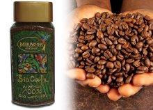 Mirador bio, instant, 100% arabica kávé