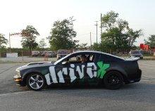 Élményvezetés Ford Mustang Roush-al