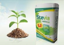 Cukor-Stop stevia tabletta 200 db