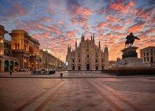 Városlátogatás 2 főnek Milánóban repülőjeggyel