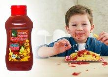 Bio Zentrale gyerek ketchup 500ml