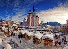 Advent a stájerországi Mariazellben
