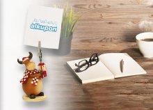 Christmas gifts jegyzettartó