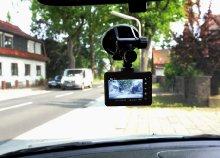 Éjjel és nappal full-HD minőségben rögzítő, digitális autós fedélzeti kamera az esetleges vitás helyzetekre