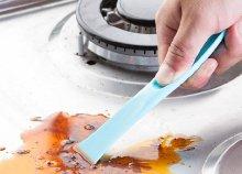 Többfunkciós szilikon konyhai kaparó eszköz, mely megkönnyíti a háziasszonyok életét