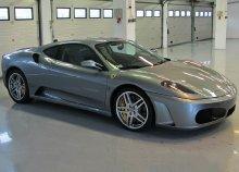 Élményvezetés Ferrari F430 F1 sportautóval