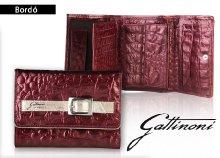 Elegáns, Gattinoni női műbőr pénztárca