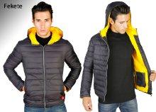 Sparco kapucnis férfi kabát