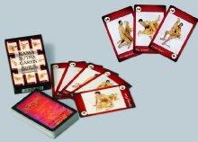 Erotikus kártyajáték párok számára