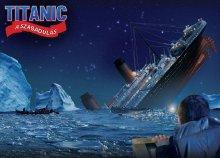 Titanic szabadulós játék 2-6 fő részére