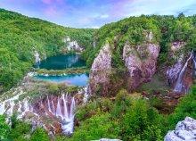 Buszos kirándulás a Plitvicei-tavakhoz