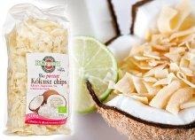 Bio natúr kókuszchips 200 g