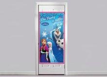 Gyerekparti ajtóposzter
