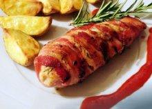 Baconös tál 2 főnek a Dunakavics Étteremben