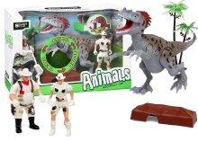 Dinoszaurusz felfedező játék