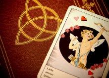 Cigány kártya oktatás Miby Jósnő Jósdájában