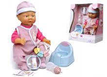 Katy Sweet Baby pisilő baba