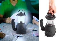 Lamp Venture kempinglámpa zseblámpával