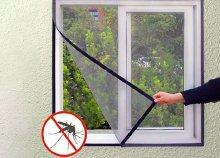 Magneto Mesh Screen ablakra helyezhető szúnyogháló