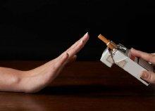 Quit Smoke dohányzásról való leszokást segítő mágnes