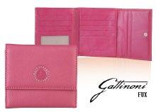 Gattinoni pénztárca hat divatos, élénk színben