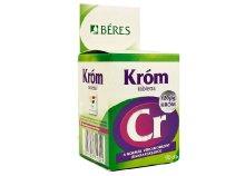 Béres Egészségtár – Króm tabletta 90 db-os