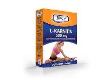 60 db-os Bioco L-karnitin kapszula