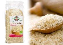 Bio Biorganik barna basmati rizs 500 g-os kiszerelésben