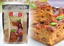 Szafi fitt paleo lasagne alap 80 g-os kiszerelésben