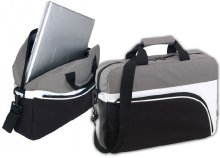 Narvik laptop táska cipzáras elülső zsebbel, több becsúsztatós zsebbel