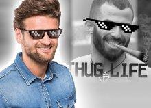 Thug Life napszemüveg