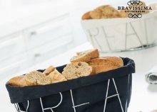 Bravissima Kitchen fém kenyértartó