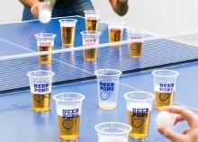 Ping-Pong sörivó játék