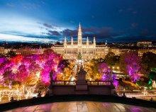 Adventi barangolás Bécsben idegenvezetéssel